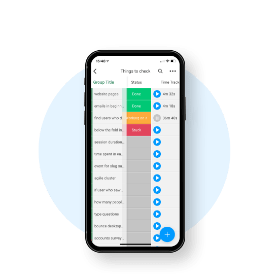 manage tasks on the go